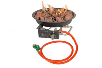 Easyfires Inbouwbrander Rond 30 Cm