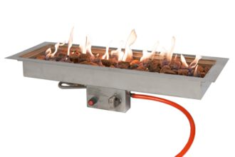 Easyfires Inbouwbrander 76×26 Cm